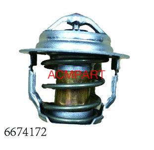 Bobcat Skid Steer Thermostat 6674172